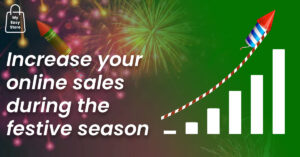 increase your online sales during festive season